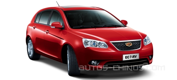 Geely Emgrand EC7 718 HB