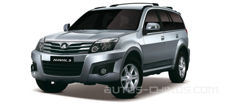 Great wall motor Haval 3
