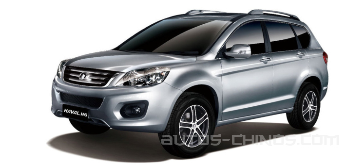 Great wall motor Haval 6
