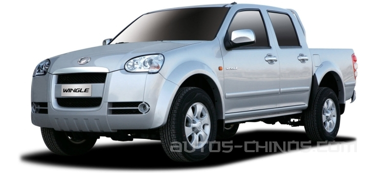 Great Wall Motor Wingle 3